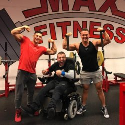 No excuses! @frode_med_stol & @andresvanevik